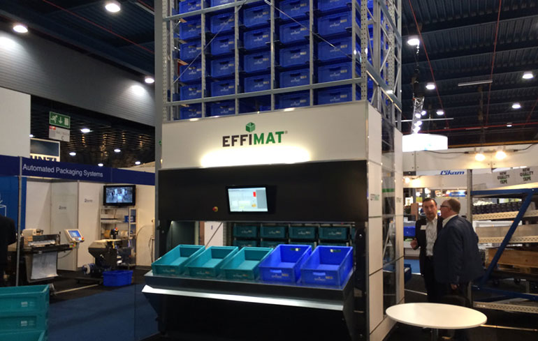 SI Systems Announces Partnership with EffiMat Storage Technology