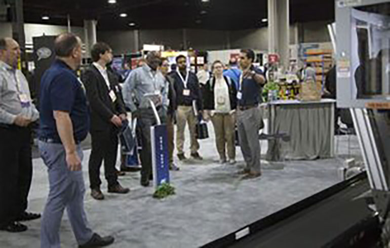 SI Systems featured our Robotic Mobile-Matic® portable A-Frame